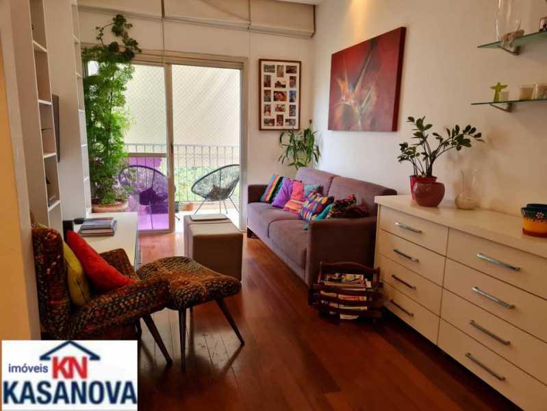 02 - Apartamento 2 quartos à venda Botafogo, Rio de Janeiro - R$ 980.000 - KFAP20331 - 3