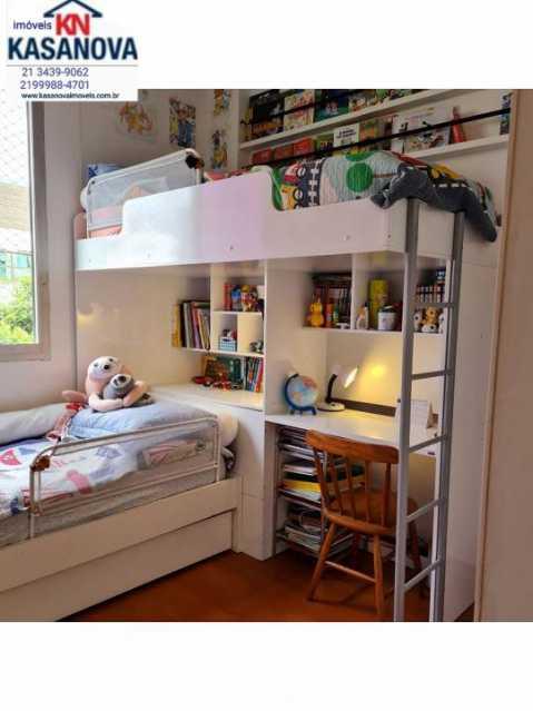 10 - Apartamento 2 quartos à venda Botafogo, Rio de Janeiro - R$ 980.000 - KFAP20331 - 11