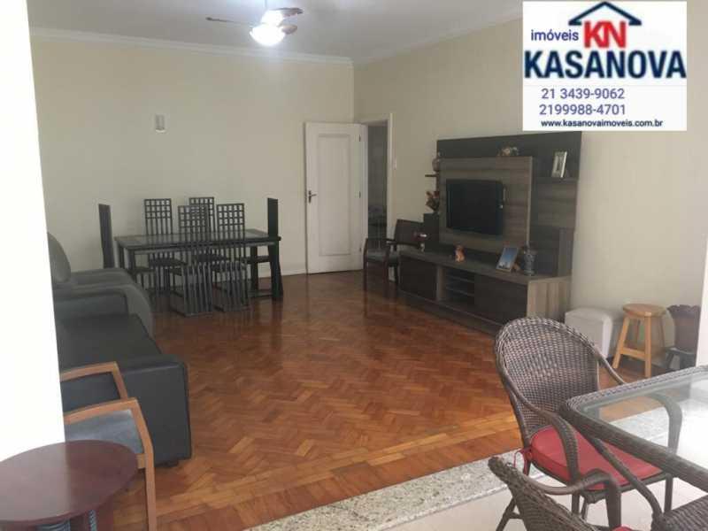 01 - Apartamento 3 quartos à venda Copacabana, Rio de Janeiro - R$ 1.250.000 - KFAP30276 - 1