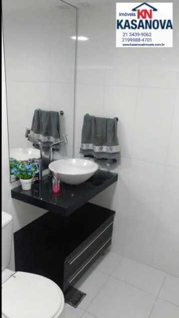 12 - Apartamento 2 quartos à venda Laranjeiras, Rio de Janeiro - R$ 850.000 - KFAP20335 - 13