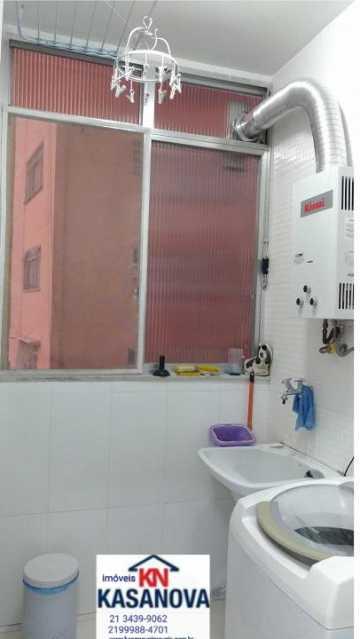 13 - Apartamento 2 quartos à venda Laranjeiras, Rio de Janeiro - R$ 850.000 - KFAP20335 - 14
