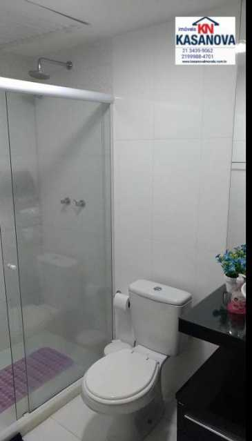 07 - Apartamento 2 quartos à venda Laranjeiras, Rio de Janeiro - R$ 850.000 - KFAP20335 - 8