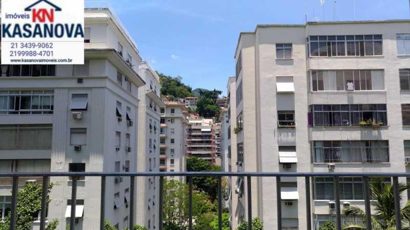01 - Apartamento 2 quartos à venda Laranjeiras, Rio de Janeiro - R$ 850.000 - KFAP20335 - 1