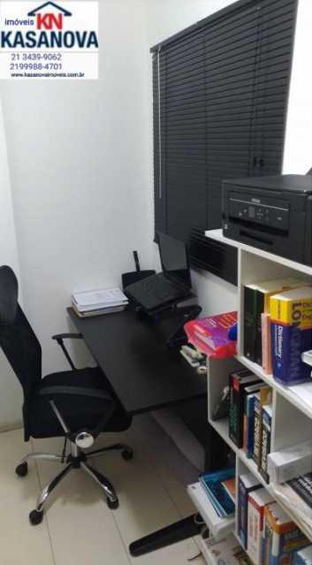 19 - Apartamento 2 quartos à venda Laranjeiras, Rio de Janeiro - R$ 850.000 - KFAP20335 - 20