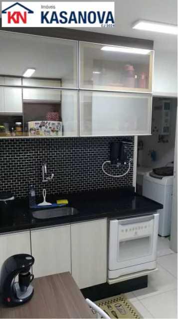 16 - Apartamento 2 quartos à venda Laranjeiras, Rio de Janeiro - R$ 850.000 - KFAP20335 - 17