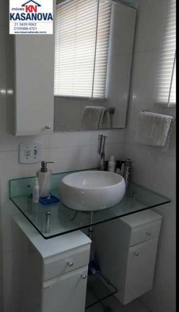 14 - Apartamento 2 quartos à venda Laranjeiras, Rio de Janeiro - R$ 850.000 - KFAP20335 - 15