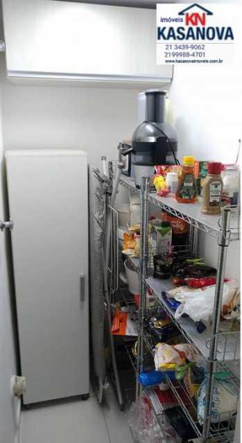 18 - Apartamento 2 quartos à venda Laranjeiras, Rio de Janeiro - R$ 850.000 - KFAP20335 - 19