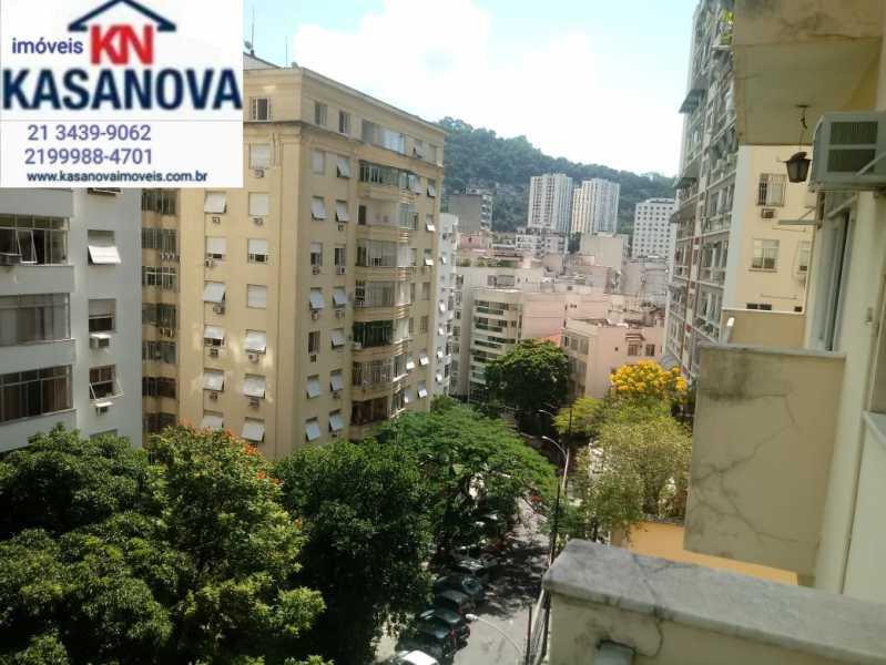 24 - Apartamento 2 quartos à venda Laranjeiras, Rio de Janeiro - R$ 850.000 - KFAP20335 - 25