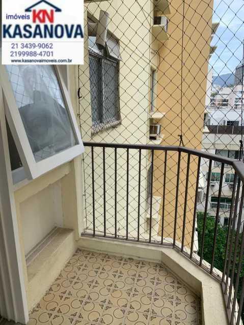 03 - Apartamento 2 quartos à venda Botafogo, Rio de Janeiro - R$ 1.050.000 - KFAP20338 - 4