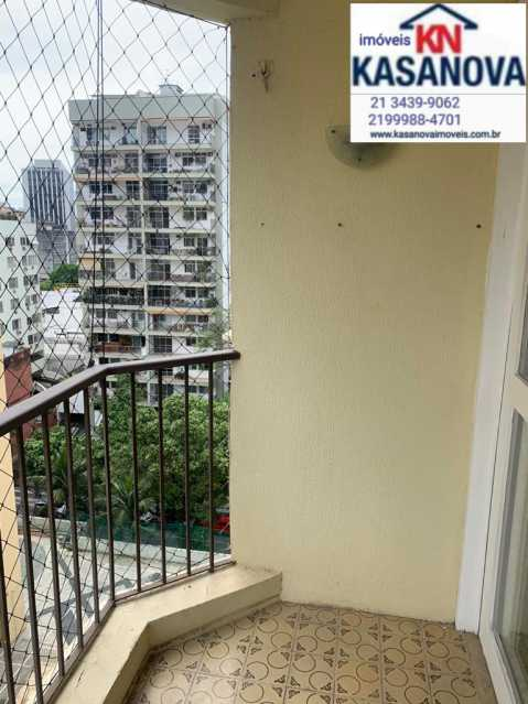04 - Apartamento 2 quartos à venda Botafogo, Rio de Janeiro - R$ 1.050.000 - KFAP20338 - 5