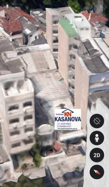 02 - Terreno 722m² à venda Botafogo, Rio de Janeiro - R$ 7.000.000 - KFTR00001 - 3