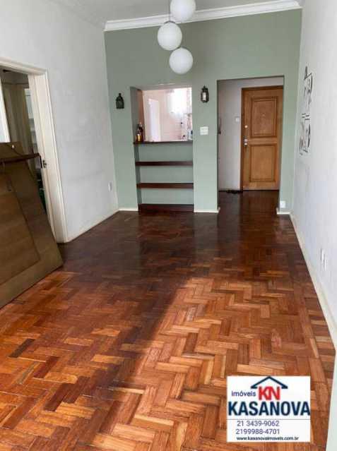 03 - Apartamento 2 quartos à venda Laranjeiras, Rio de Janeiro - R$ 800.000 - KFAP20342 - 4