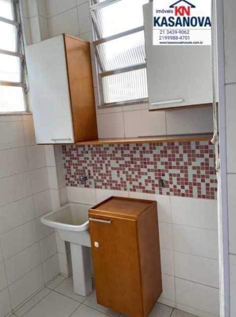 14 - Apartamento 2 quartos à venda Laranjeiras, Rio de Janeiro - R$ 800.000 - KFAP20342 - 15