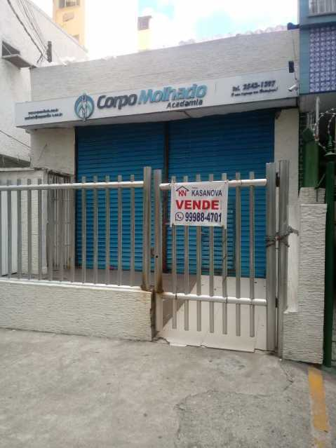 01 - Casa Comercial 458m² à venda Botafogo, Rio de Janeiro - R$ 4.500.000 - KFCC00001 - 1