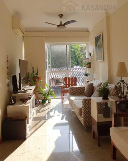 04 - Apartamento 2 quartos à venda Glória, Rio de Janeiro - R$ 590.000 - KFAP20353 - 5