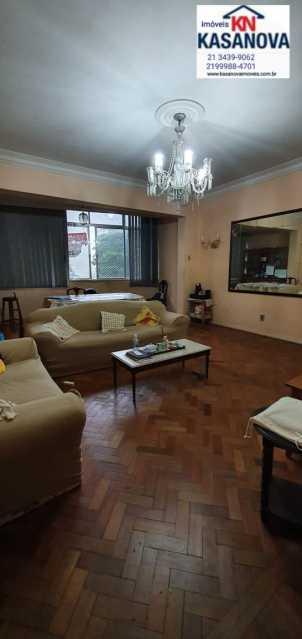 01 - Apartamento 3 quartos à venda Copacabana, Rio de Janeiro - R$ 1.100.000 - KFAP30293 - 1