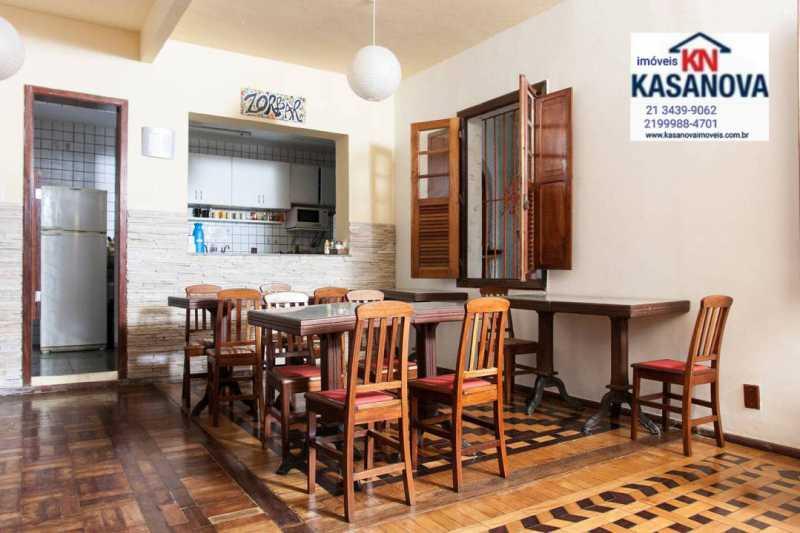 05 - Casa 6 quartos à venda Cosme Velho, Rio de Janeiro - R$ 1.100.000 - KFCA60007 - 6