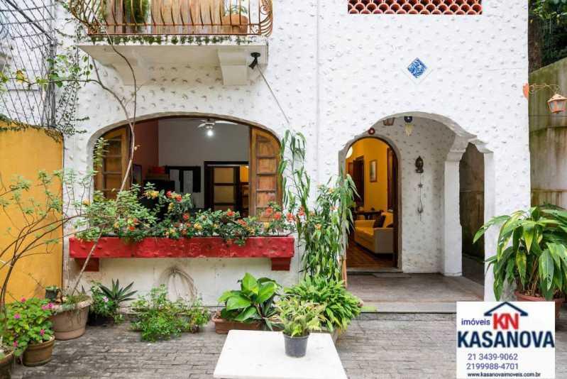 02 - Casa 6 quartos à venda Cosme Velho, Rio de Janeiro - R$ 1.100.000 - KFCA60007 - 3