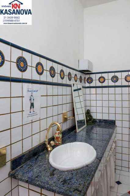 10 - Casa 6 quartos à venda Cosme Velho, Rio de Janeiro - R$ 1.100.000 - KFCA60007 - 11