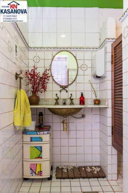 11 - Casa 6 quartos à venda Cosme Velho, Rio de Janeiro - R$ 1.100.000 - KFCA60007 - 12