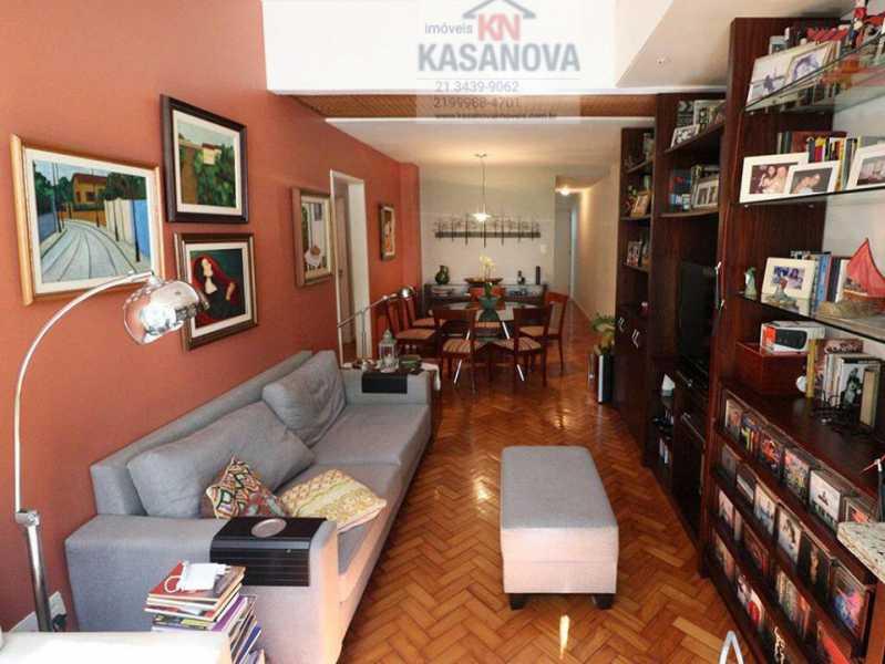 02 - Apartamento 3 quartos à venda Botafogo, Rio de Janeiro - R$ 1.100.000 - KFAP30297 - 3