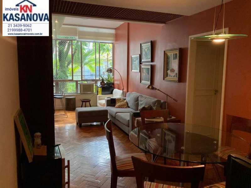 01 - Apartamento 3 quartos à venda Botafogo, Rio de Janeiro - R$ 1.100.000 - KFAP30297 - 1