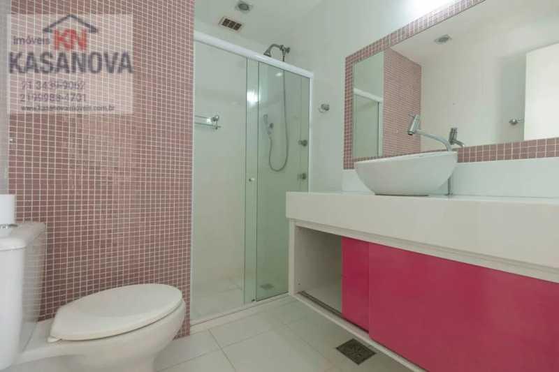 09 - Apartamento 2 quartos à venda Laranjeiras, Rio de Janeiro - R$ 1.490.000 - KFAP20360 - 10