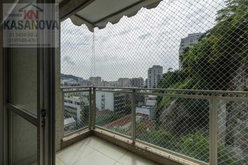 02 - Apartamento 2 quartos à venda Laranjeiras, Rio de Janeiro - R$ 1.490.000 - KFAP20360 - 3