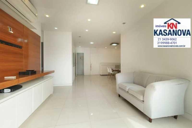03 - Apartamento 2 quartos à venda Laranjeiras, Rio de Janeiro - R$ 1.490.000 - KFAP20360 - 4