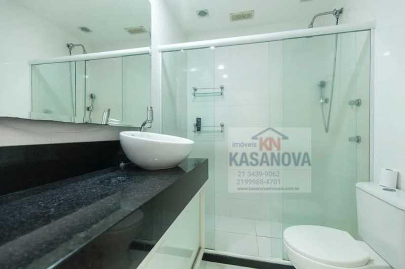 07 - Apartamento 2 quartos à venda Laranjeiras, Rio de Janeiro - R$ 1.490.000 - KFAP20360 - 8
