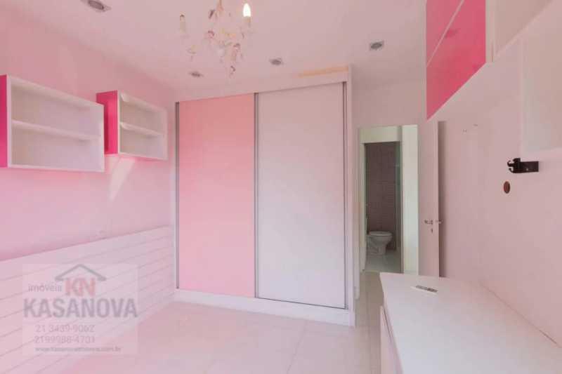 08 - Apartamento 2 quartos à venda Laranjeiras, Rio de Janeiro - R$ 1.490.000 - KFAP20360 - 9