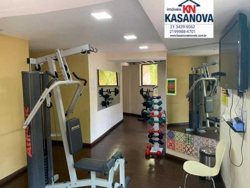 12 - Apartamento 2 quartos à venda Laranjeiras, Rio de Janeiro - R$ 980.000 - KFAP20361 - 13