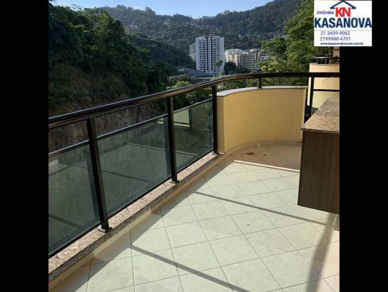 02 - Apartamento 2 quartos à venda Laranjeiras, Rio de Janeiro - R$ 980.000 - KFAP20361 - 3