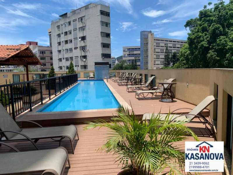 01 - Apartamento 2 quartos à venda Laranjeiras, Rio de Janeiro - R$ 980.000 - KFAP20361 - 1