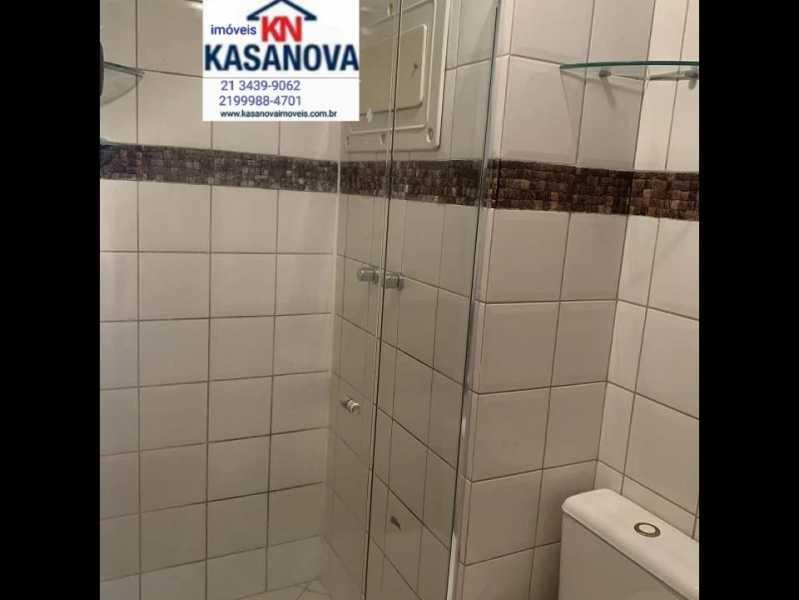 09 - Apartamento 2 quartos à venda Laranjeiras, Rio de Janeiro - R$ 980.000 - KFAP20361 - 10