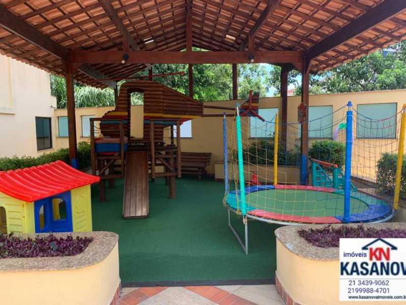 13 - Apartamento 2 quartos à venda Laranjeiras, Rio de Janeiro - R$ 980.000 - KFAP20361 - 14