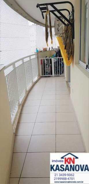 01 - Apartamento 3 quartos à venda Catete, Rio de Janeiro - R$ 965.000 - KFAP30301 - 1