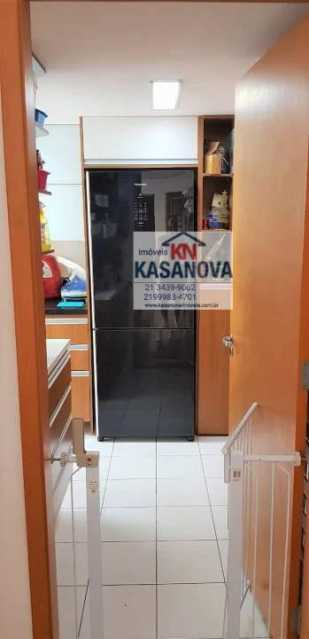 18 - Apartamento 3 quartos à venda Catete, Rio de Janeiro - R$ 965.000 - KFAP30301 - 19