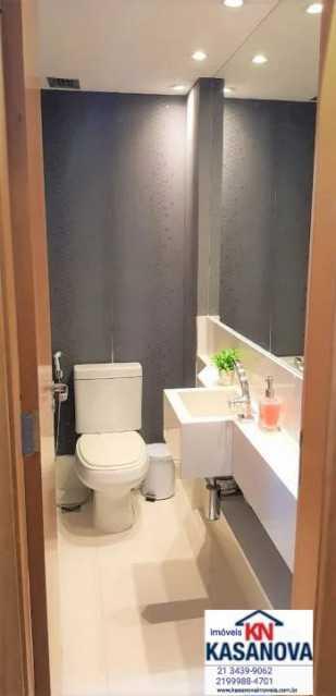 14 - Apartamento 3 quartos à venda Catete, Rio de Janeiro - R$ 965.000 - KFAP30301 - 15