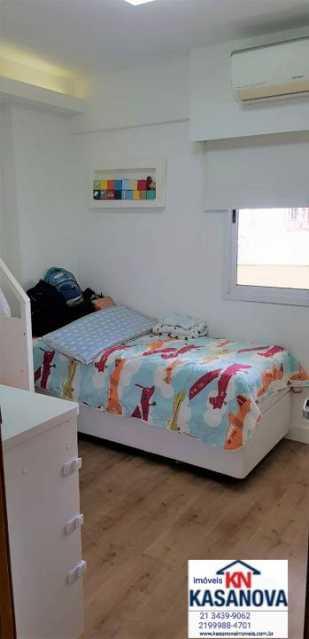 10 - Apartamento 3 quartos à venda Catete, Rio de Janeiro - R$ 965.000 - KFAP30301 - 11