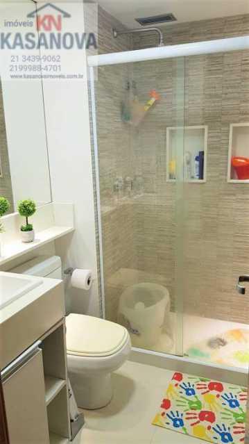 16 - Apartamento 3 quartos à venda Catete, Rio de Janeiro - R$ 965.000 - KFAP30301 - 17