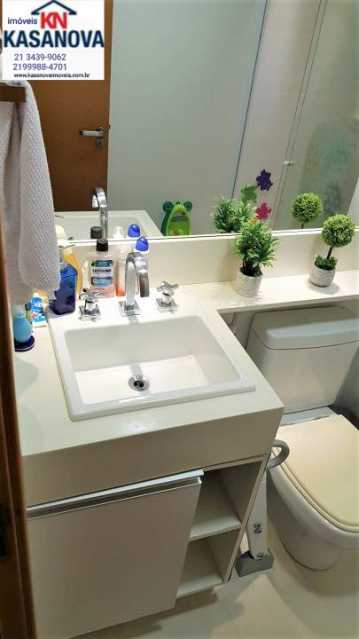 20 - Apartamento 3 quartos à venda Catete, Rio de Janeiro - R$ 965.000 - KFAP30301 - 21
