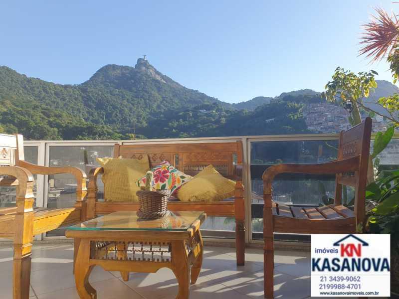 Photo_1622148071213 - Apartamento 3 quartos à venda Cosme Velho, Rio de Janeiro - R$ 1.250.000 - KFAP30302 - 1
