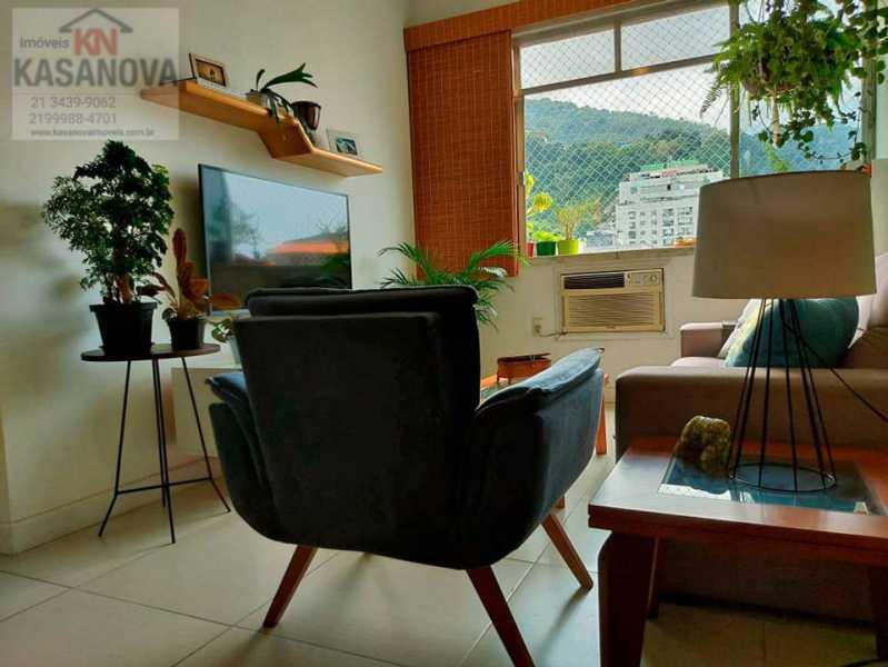 Photo_1623262074268 - Apartamento 2 quartos à venda Laranjeiras, Rio de Janeiro - R$ 690.000 - KFAP20366 - 1