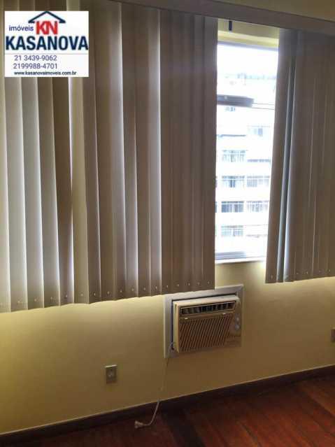 07 - Apartamento 2 quartos à venda Laranjeiras, Rio de Janeiro - R$ 650.000 - KFAP20368 - 8