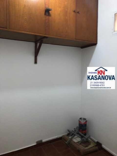 14 - Apartamento 2 quartos à venda Laranjeiras, Rio de Janeiro - R$ 650.000 - KFAP20368 - 15