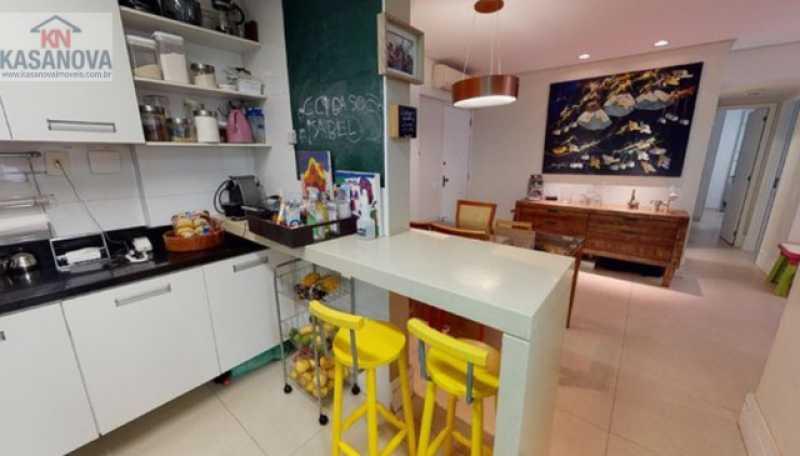 13 - Apartamento 2 quartos à venda Laranjeiras, Rio de Janeiro - R$ 1.180.000 - KFAP20370 - 14