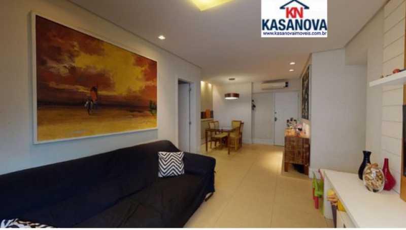 04 - Apartamento 2 quartos à venda Laranjeiras, Rio de Janeiro - R$ 1.180.000 - KFAP20370 - 5
