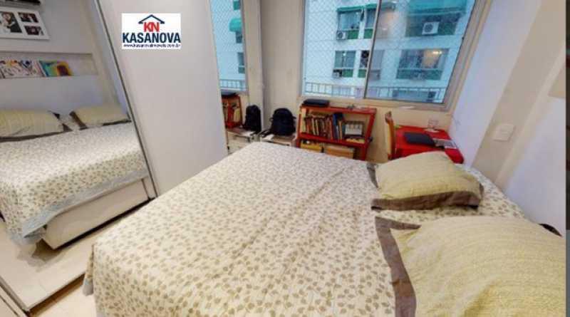 06 - Apartamento 2 quartos à venda Laranjeiras, Rio de Janeiro - R$ 1.180.000 - KFAP20370 - 7