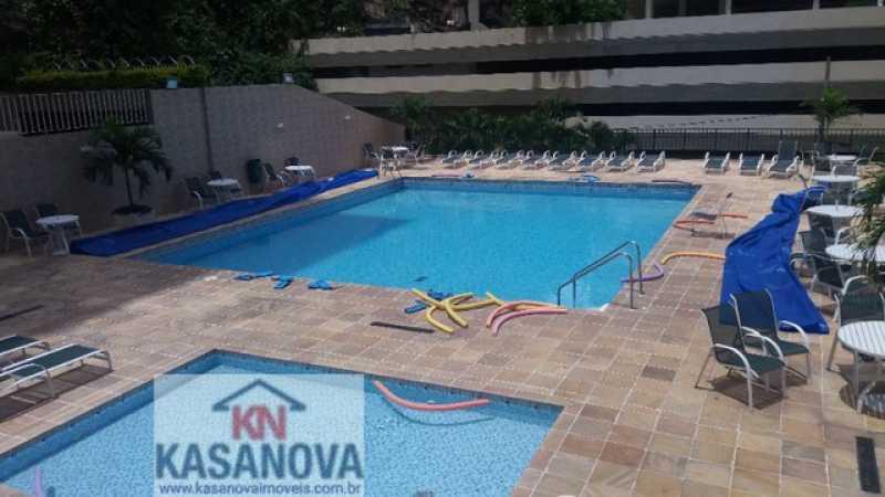 01 - Apartamento 2 quartos à venda Laranjeiras, Rio de Janeiro - R$ 1.180.000 - KFAP20370 - 1
